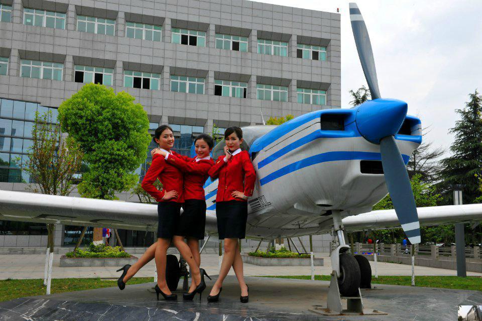 成都机电工程学校航空服务专业简介 航空服务专业